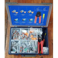 Kit mineria Hella HandyBox Conectores DT